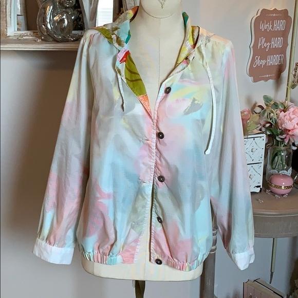 Tracy Feith Jackets & Blazers - Tracy Feith reversible jacket sz M